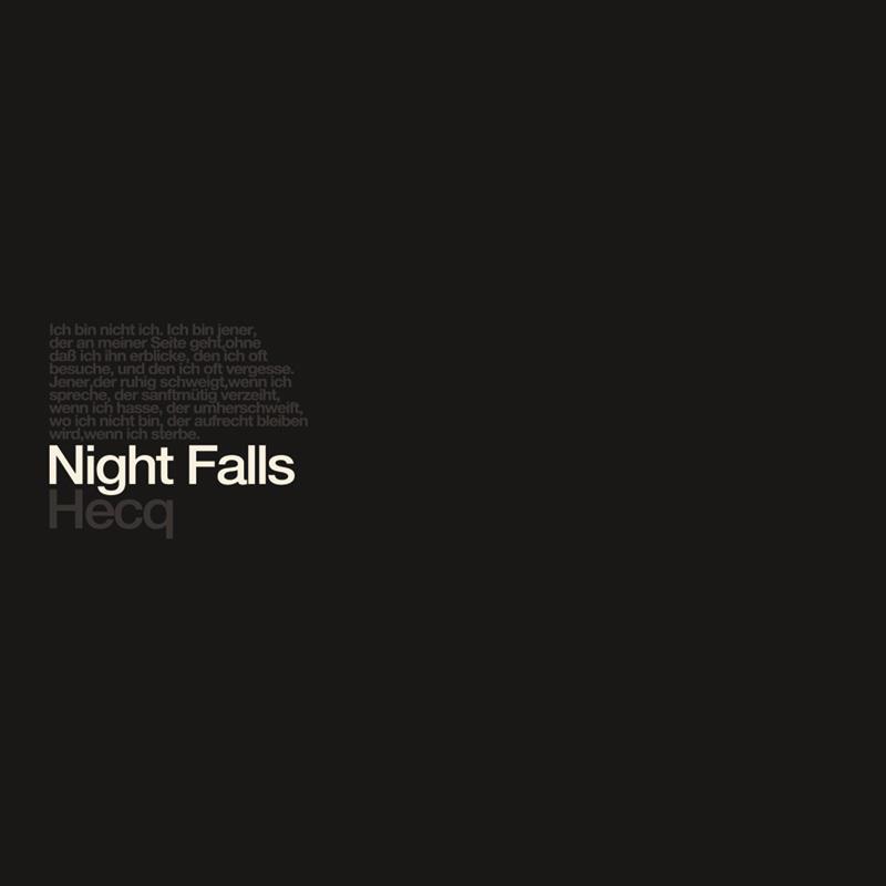 Hecq - Night Falls